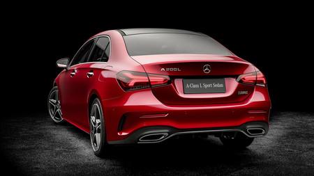 Mercedes Benz Clase A Sedan L 6