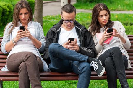 ¿Alguna vez te has parado a pensar cuántas veces al día miras tu smartphone?