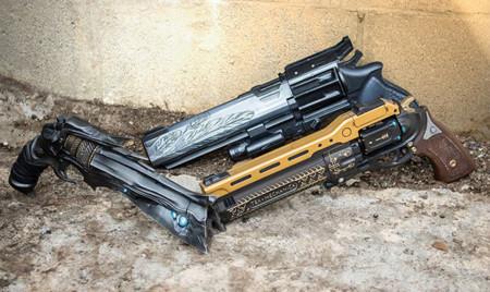 Si juegas a Destiny, estas son las 13 armas que no pueden faltar en tu arsenal