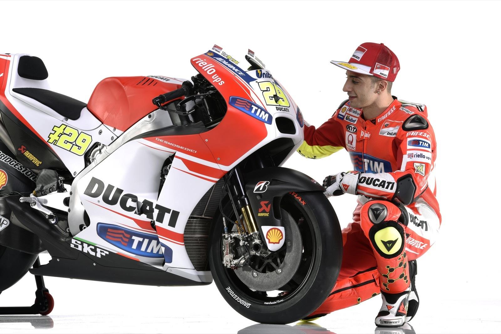 Foto de Galería Ducati Desmosedici GP15 (26/63)
