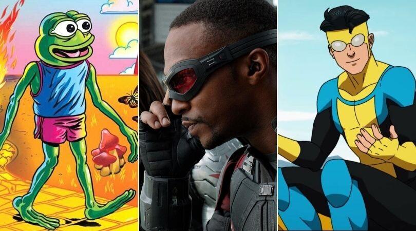 Todos los estrenos en marzo 2021 de Amazon, Filmin y Disney+: 'Invincible', 'Falcon y el Soldado de Invierno', 'Feels Good Man' y más