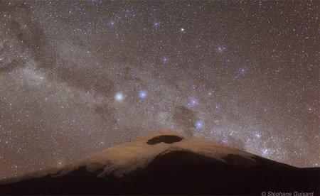 Cotopaxi Volcano, Time Lapse en las alturas