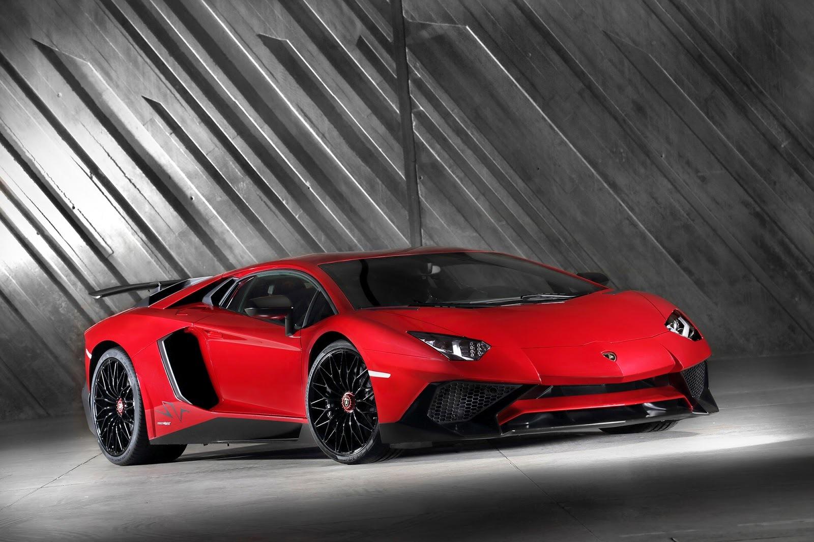 Foto de Lamborghini Aventador SV (2/21)