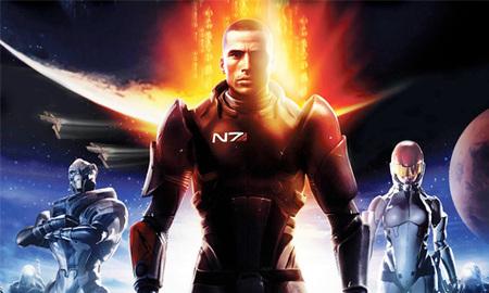 En Hollywood están muy interesados en una película de 'Mass Effect'
