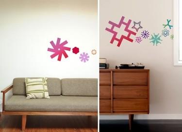 Blik X BMD, una herramienta on-line para diseñar tus propios murales y pegatinas de pared