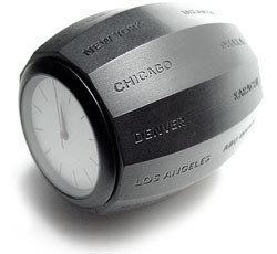 Reloj Internacional