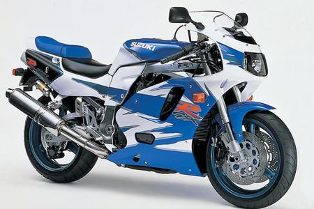 Suzuki Gsxr 750 1995
