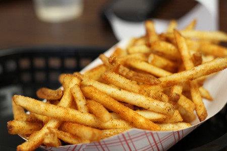 Las papas fritas son el alimento que más gusta al ser humano