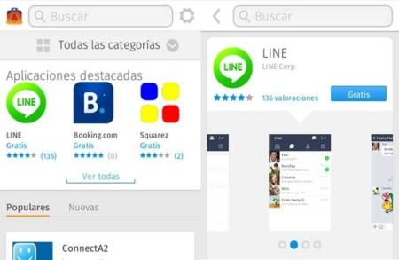 Line llega al Marketplace de Firefox OS en exclusiva para clientes de Movistar