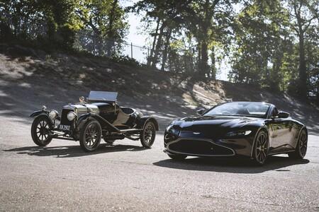 Aston Martin celebra el centenario de su coche más antiguo con vida con una limitadísima serie de tres Vantage Roadster