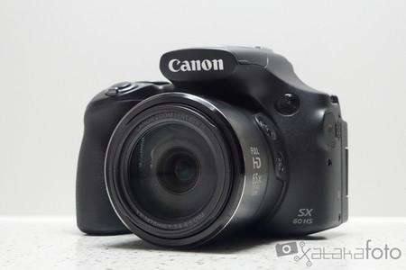 Canon PowerShot SX60 HS, análisis