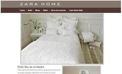 Para el día de la madre, regala con Zara Home