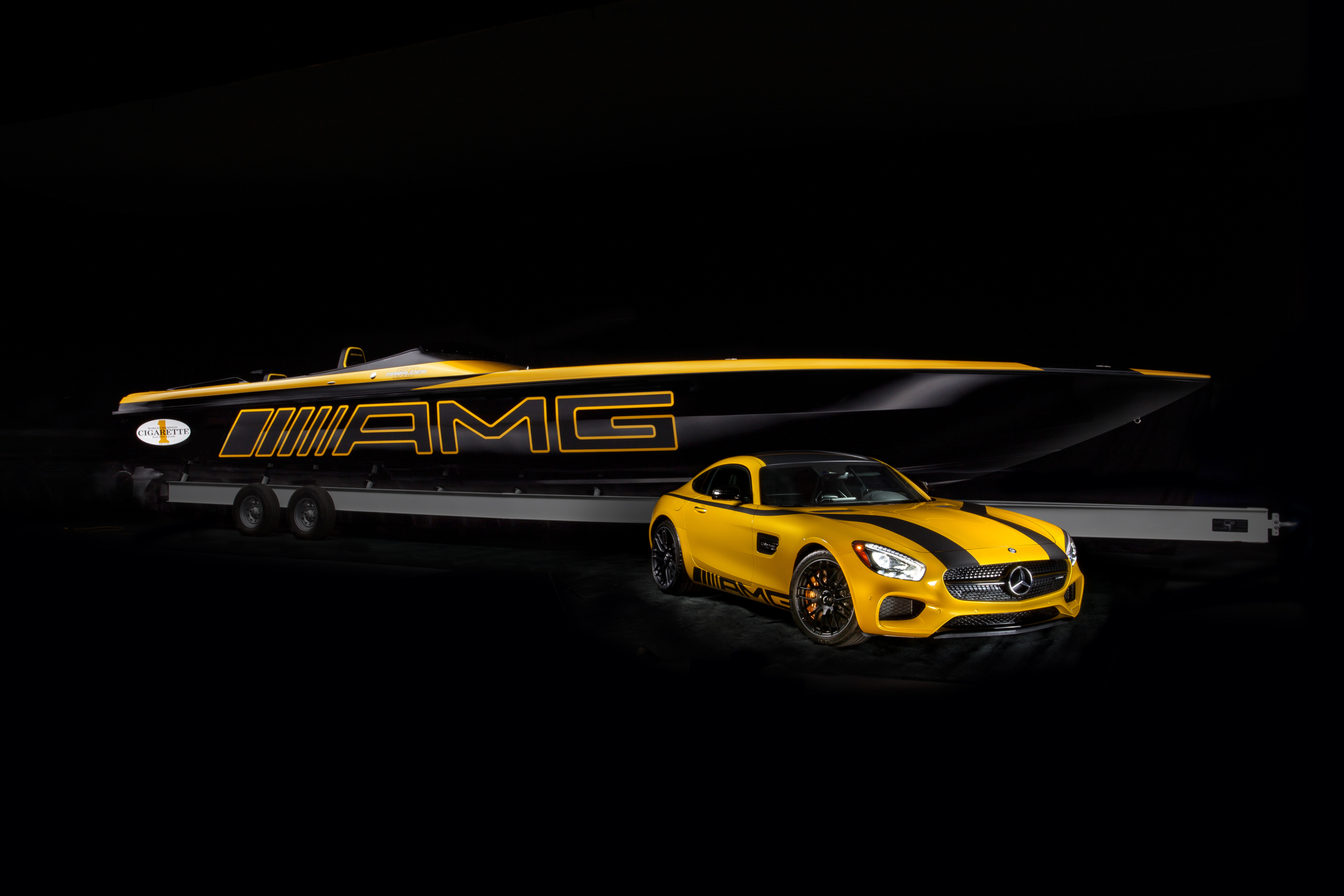 Foto de Cigarette Racing 50 Marauder GT S Concept (1/7)