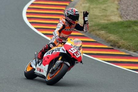MotoGP Alemania 2013: Marc Márquez gana y se coloca líder del mundial