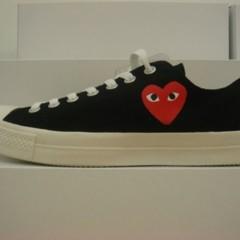 Foto 3 de 8 de la galería converse-colabora-con-comme-des-garcons-en-sus-nuevas-zapatillas en Trendencias