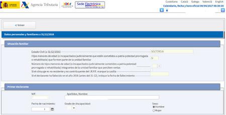 Ventajas e inconvenientes de utilizar RENTA web en lugar del programa PADRE