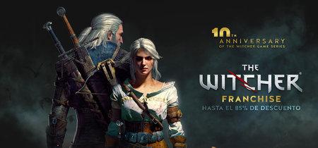 La saga The Witcher celebra su 10 aniversario con una buena bajada de precio en PC