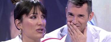 Nagore Robles y Jesús Vázquez rompen a llorar por la cancelación de 'MyHyV': El chiringuito (para lucir palmito) viceverso echa el cierre para siempre