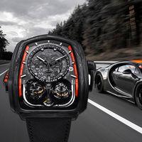 Un reloj de récord inspirado en el Bugatti Chiron Super Sport 300+ y que cuesta más de medio millón de euros