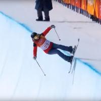 La esquiadora que no sabía esquiar y que llegó a los Juegos Olímpicos hackeando al sistema