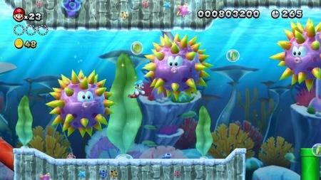 ¿Tenéis una hora libre? Aquí va un vídeo con todas las 246 monedas estrella del 'New Super Mario Bros. U' de Wii U