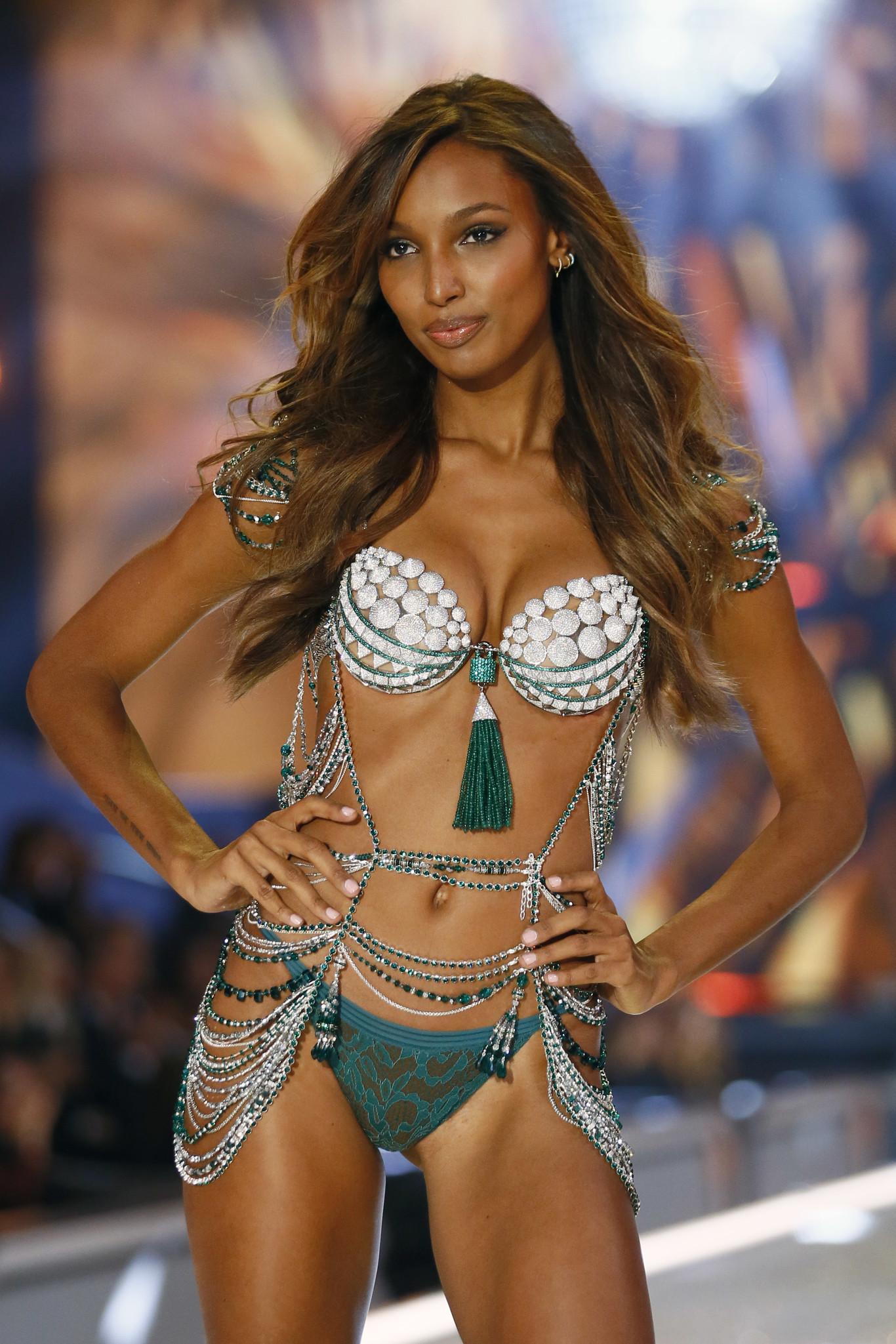 Foto de los ángeles de Victoria's Secret en Paris (7/24)
