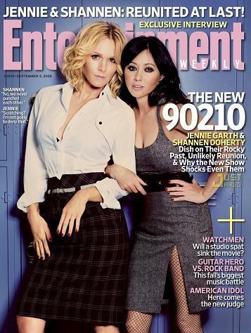 Las antiguas protagonistas de Sensación de Vivir en Entertainment Weekly