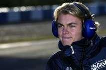 Rosberg relegaría a Pizzonia