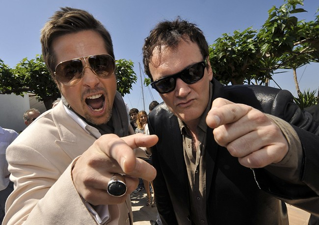 Brad Pitt acompañará a DiCaprio en la nueva película de Tarantino: 'Érase una vez en Hollywood'