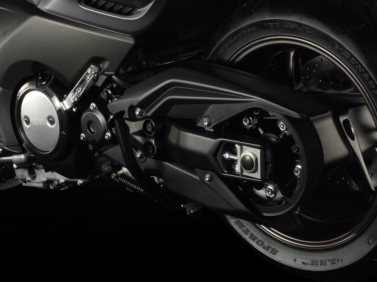 Foto de Yamaha T-Max 2012, detalles (6/32)