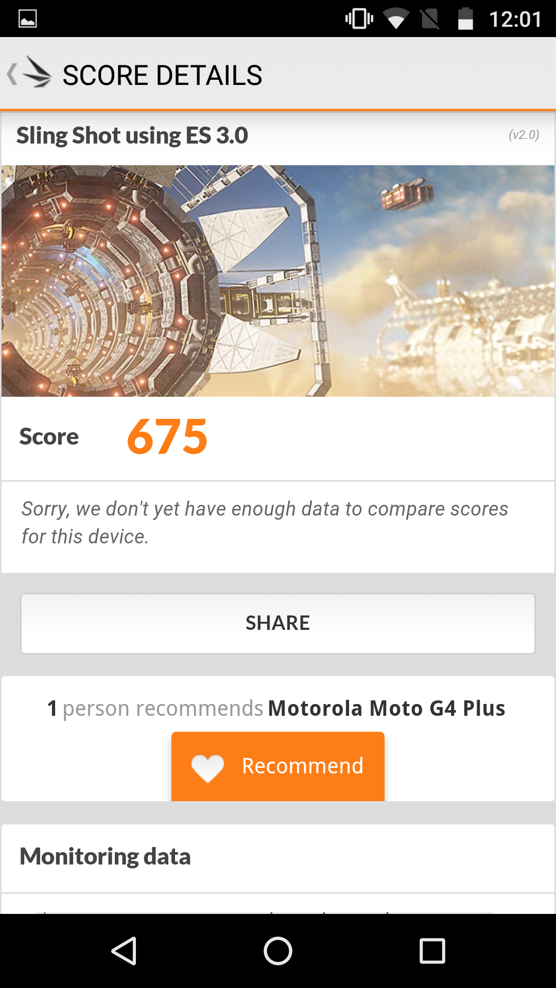 Foto de Moto G4, benchmarks (9/30)