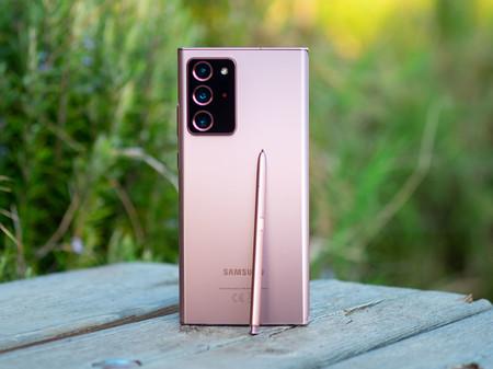 Samsung Galaxy Note 20 Ultra, análisis: un candidato a mejor móvil del año con el S Pen como broche de oro