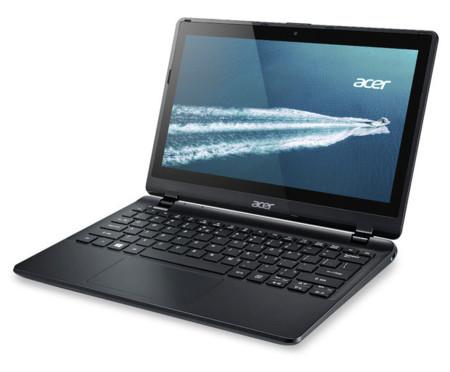 Un portátil sin ventiladores es posible: Acer TravelMate B115M