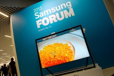 Televisiones cada vez más grandes para casas cada vez más pequeñas