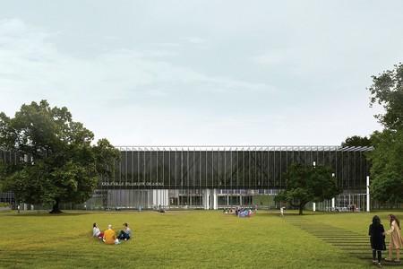 El nuevo Museo Bauhaus sorprende en Dessau, Alemania