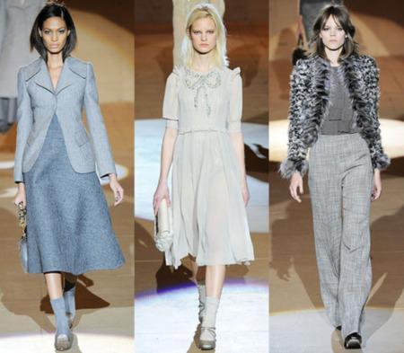 Marc Jacobs Otoño-Invierno 2010/2011 en la Semana de la Moda de Nueva York