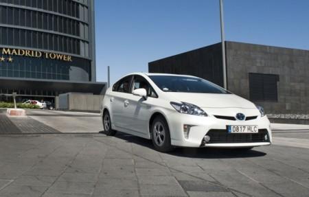 Toyota Prius Madrid 01