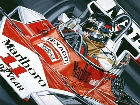 Gran Premio de Japón de 1976. El día en que Niki Lauda se convirtió en humano