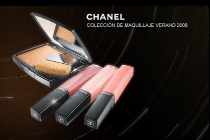 Más de la nueva Colección Verano 2008 de Chanel