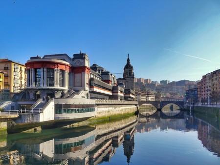 Foto Mercado De La Ribera Bilbao
