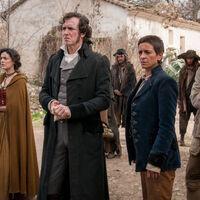 'Libertad': tráiler de la ambiciosa ficción de Enrique Urbizu para Movistar+ que se estrenará en formato de serie y de película