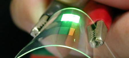 Las pantallas OLED generarán energía