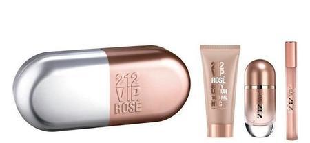 212 Vip Rose Cofre