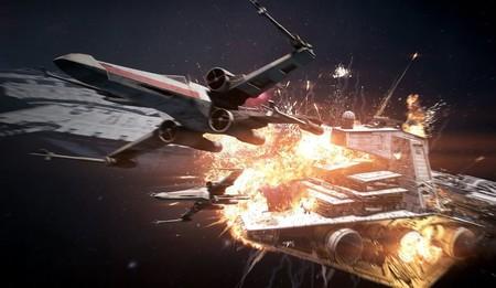 El modo Starfighter Assault de Star Wars: Battlefront II muestra sus batallas espaciales en un nuevo tráiler oficial