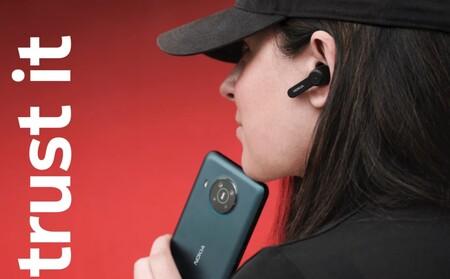 Nuevos auriculares Nokia Cancelling Earbuds: cancelación de ruido activa y drivers de gran tamaño