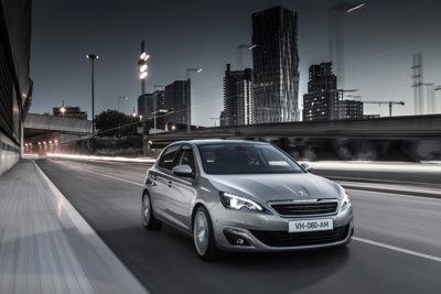 Nuevo motor ahorrador para el Peugeot 308, sólo 3,6 litros a los cien