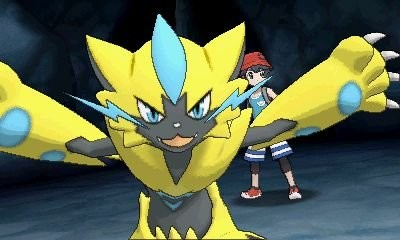 Pokemon Zeraora 02