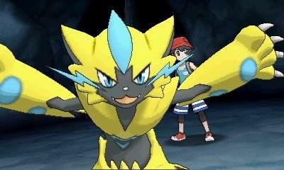 Pokemon Zeraora 02