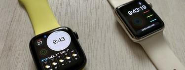 Del Series 0 al Series 5: así han sido estos cinco años del Apple Watch