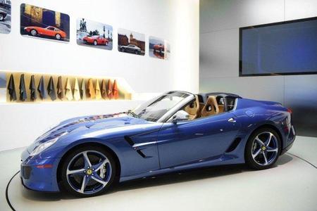 Ferrari Superamerica 45, el capricho del coleccionista Peter Kalikow